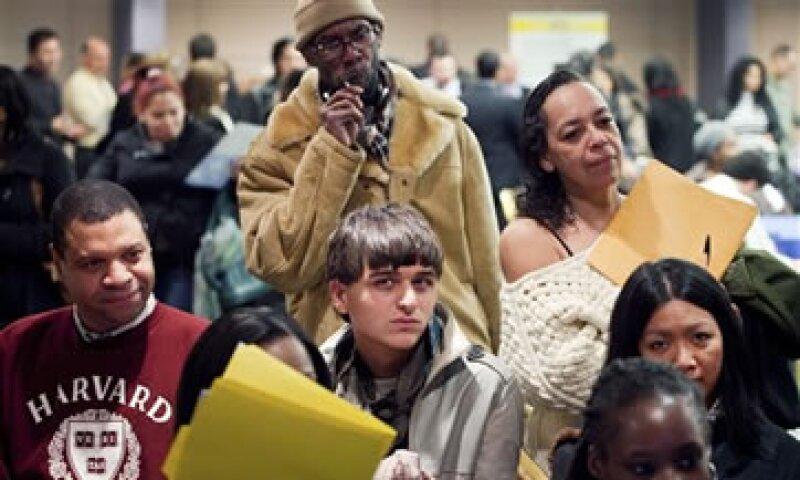 La tasa de desempleo se ubicó justo en línea con lo esperado. (Foto: AP)