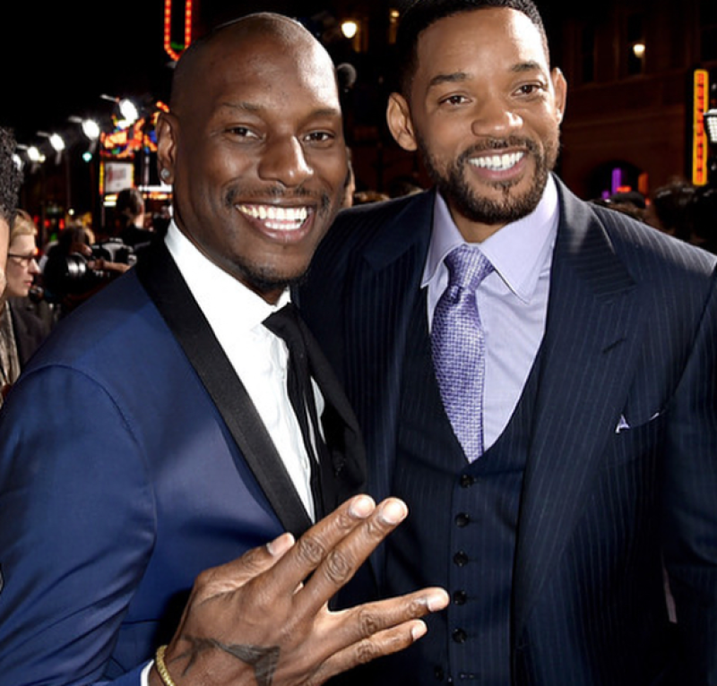 Willl Smith, Tyrese Gibson