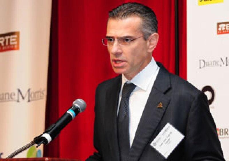 El Director de Pemex, Juan José Suárez Coppel, busca transformar a la paraestatal. (Foto: Archivo Notimex)