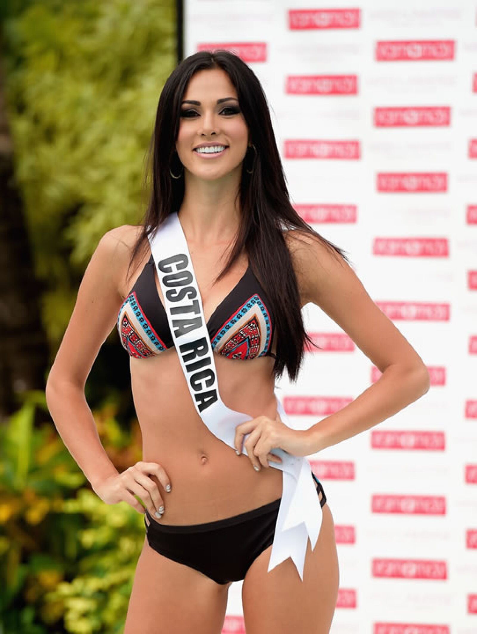 Otra latinoamericana es Karina Ramos, de Costa Rica.