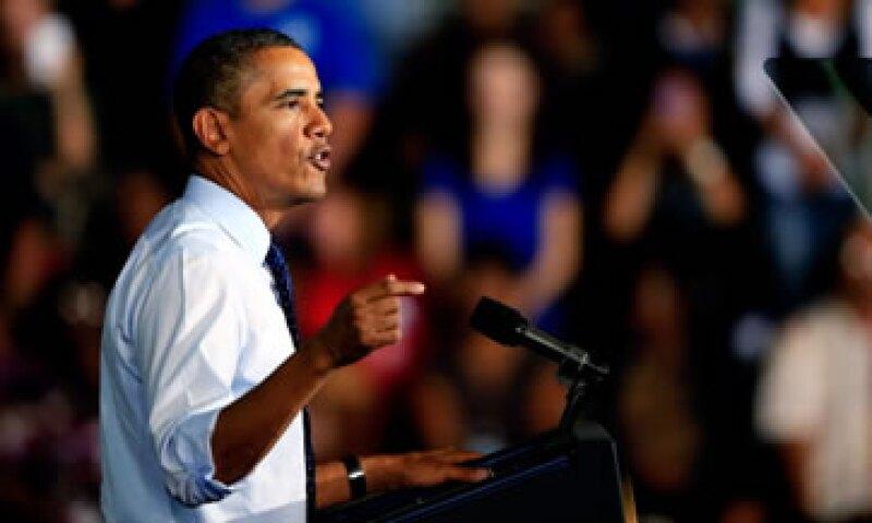 El Gobierno de Obama se quedará sin recursos el 30 de septiembre si el Congreso no apueba una ley de gastos.  (Foto: AP)