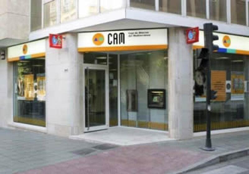 CAM es la octava mayor institución financiera en España. (Foto: Cortesía)