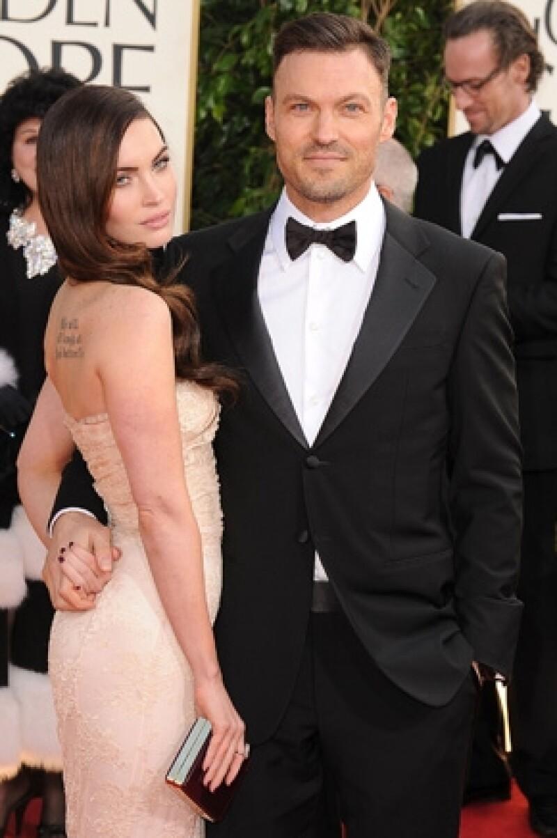 La actriz y el actor Brian Austin Green se convirtieron en padres nuevamente el pasado 12 febrero y aunque mantuvieron en secreto su nombre, hoy TMZ lo dio a conocer.