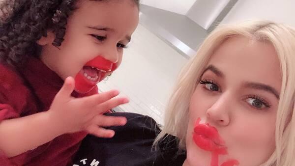 Khloé Kardashian y Dream