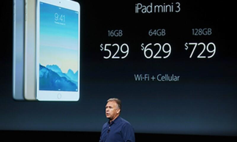 El precio inicial de la iPad mini 3 será de 399 dólares. (Foto: Getty Images )