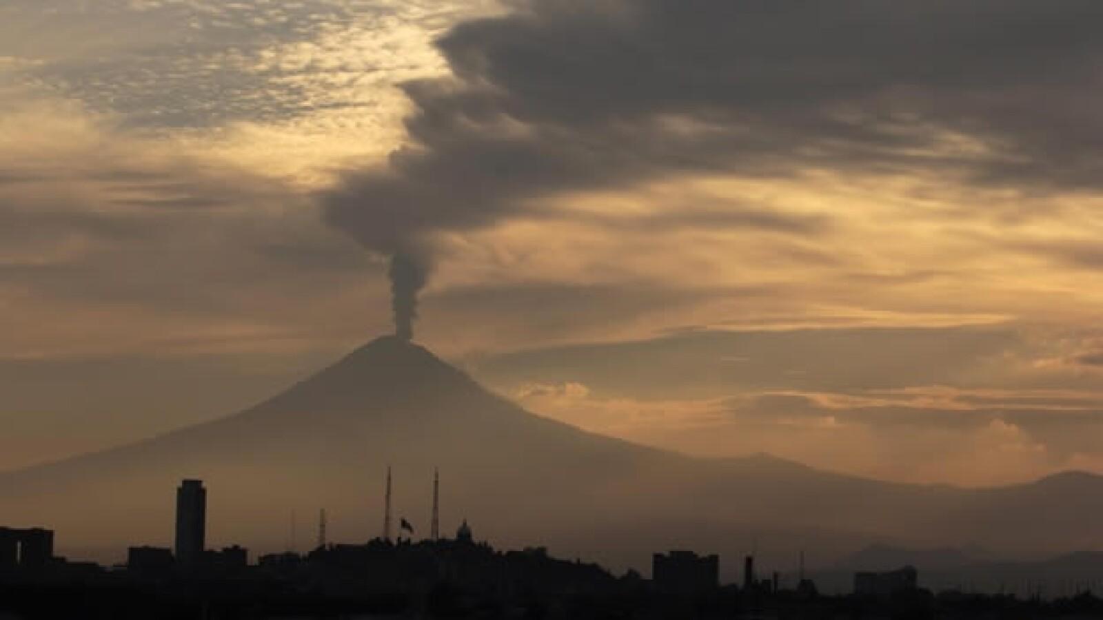 Popocatépetl popo mayo 12 3
