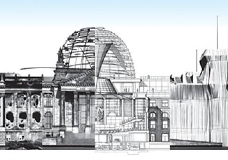 La creación arquitectónica más relevante de Foster+Partners estará expuesta en San Ildefonso.  (Foto: Especial)