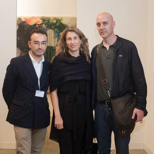 Mehdi Chouakri,Úrsula Vera,Patrick Charpenel