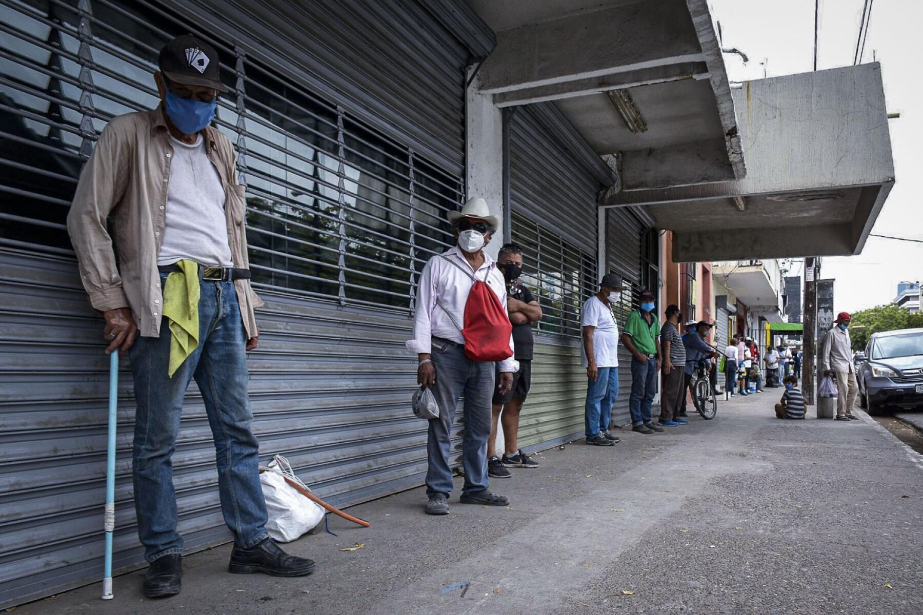 crisis méxico desempleo