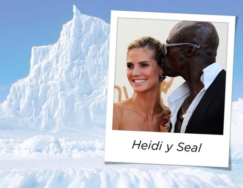 Seal se ha caracterizado por el profundo amor que le tiene a Heidi por eso eligió el fin del mundo para pedirle que fuera su esposa.