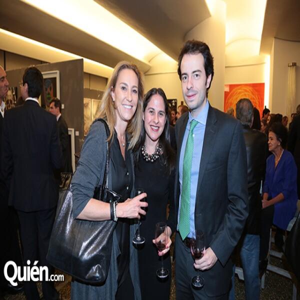 Barbara Aymes,Cecilia Rovelo,Pablo Migoya