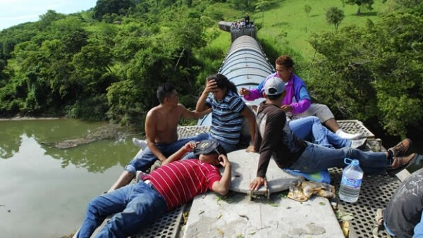 caravana migrantes paso a paso