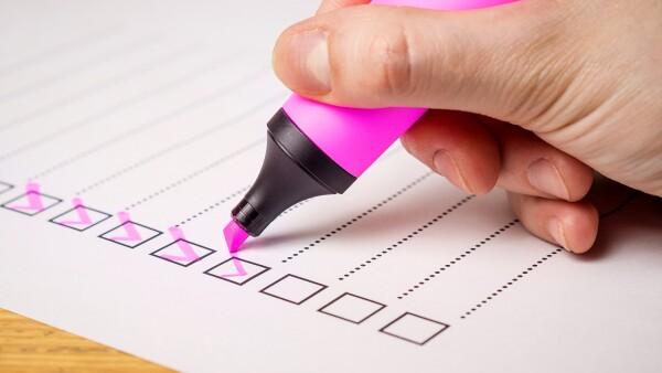 'Checklist' rumbo a Los Pinos