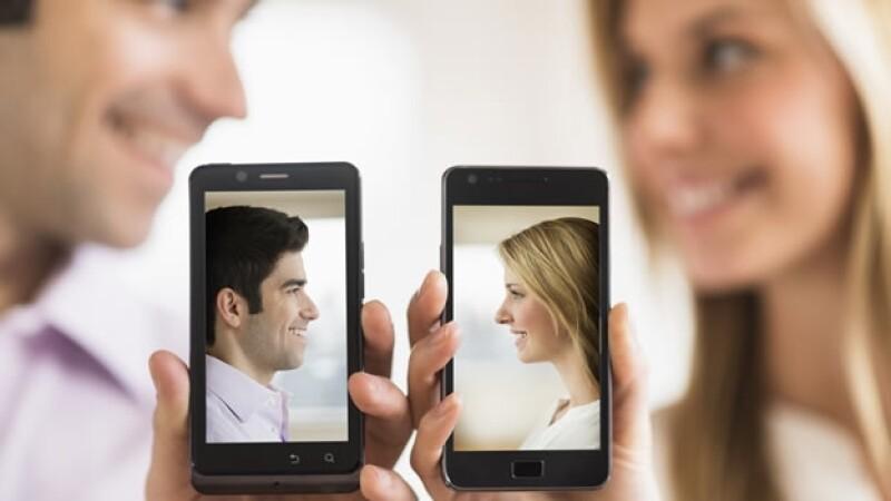 amor pareja internet tecnologia
