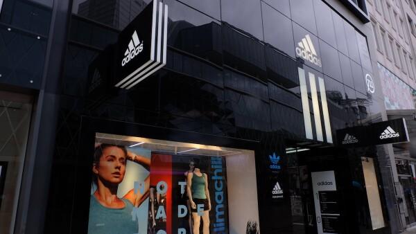 Adidas Shop Frankfurt
