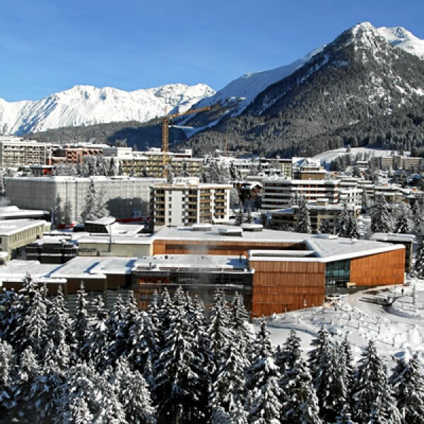 Este miércoles iniciará la reunión anual del Foro Económico Mundial de Davos, Suiza.  Hasta el próximo 27 de enero estas instalaciones albergarán conferencias de líderes mundiales.