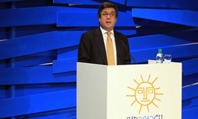Luis Alberto Moreno dijo que ningún país está exento de los efectos de la crisis europea. (Foto: AP)