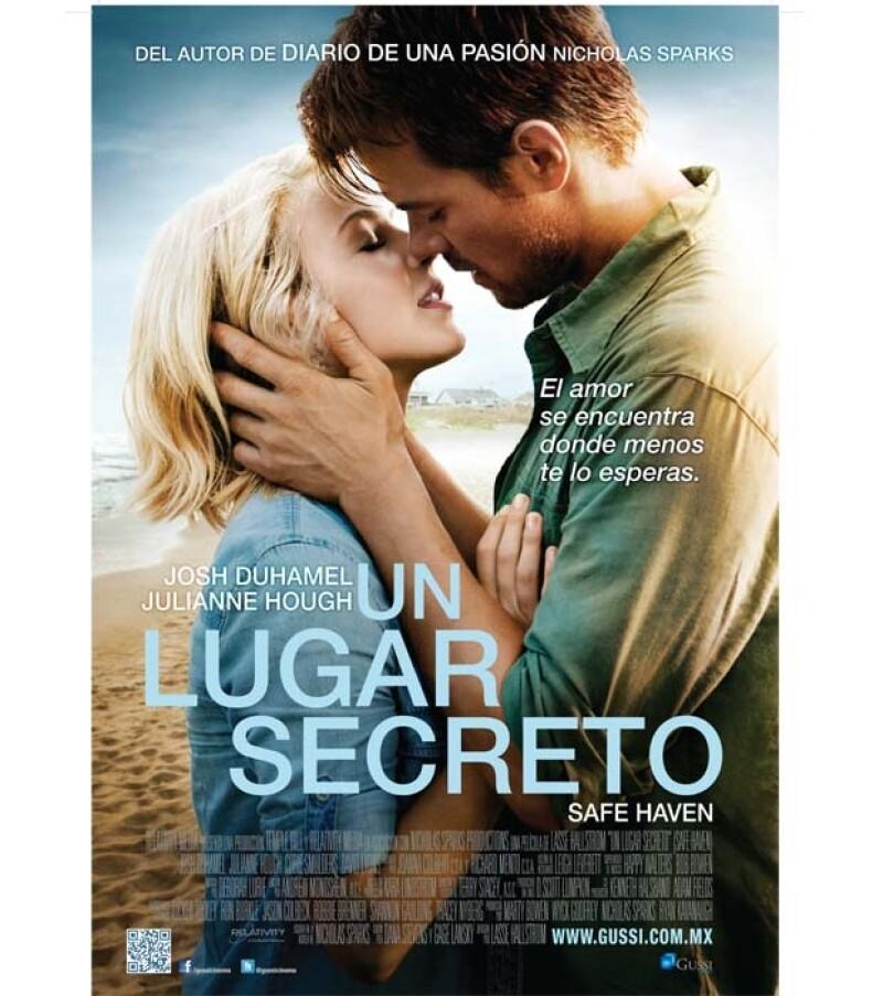 En Quién.com te mostramos el exclusiva el póster oficial para México de este film, cuya historia está basada en el Best Seller de Nicholas Sparks, autor de `Diario de una Pasión´ y `Querido John´.