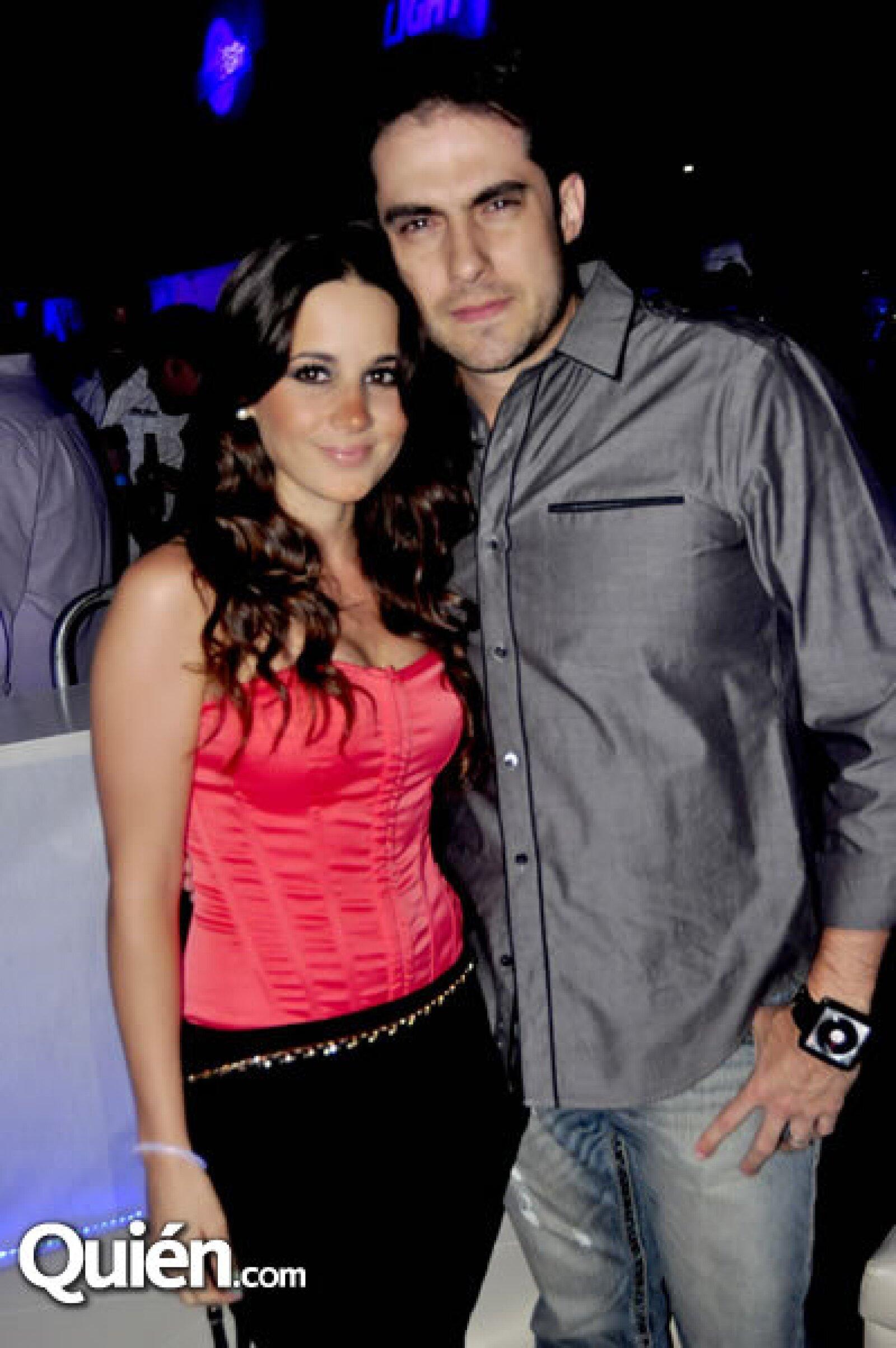 Fernanda de Alba y Fernando Espinosa