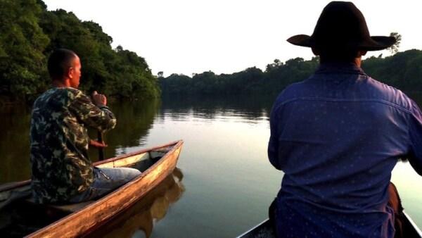 Esta es la lucha de los guardianes de tortugas en la Amazonia