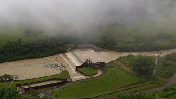 Mini hidroelectrica