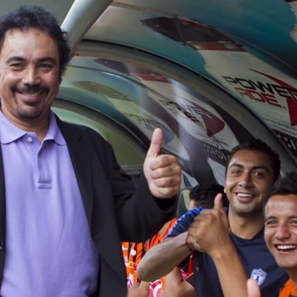 exfutbolista mexicano hugo sanchez