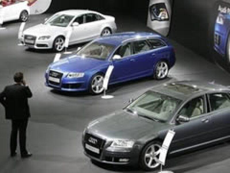 Audi es una de las pocas marcas automotrices que crecieron durante el 2008. (Foto: AP)