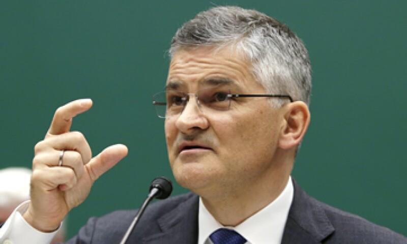 Horn es el primer ejecutivo del fabricante alemán que comparece ante el Congreso. (Foto: Reuters )