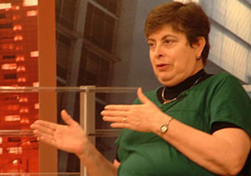 Acosta es investigadora asociada del Centro Internacional para la Justicia Transicional y fundadora de la Academia Mexicana de Derechos Humanos y la Comisión Mexicana de Defensa y Promoción de los Derechos Humanos. (Foto: César Saavedra)