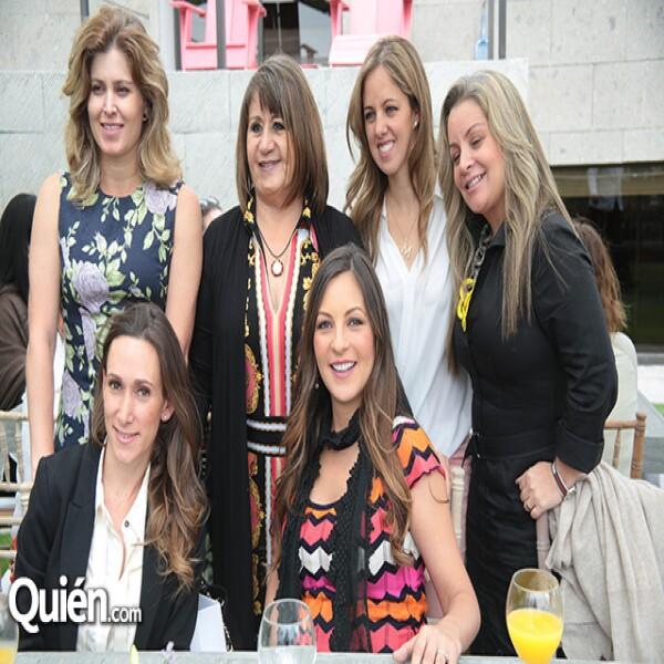 Anik Siranosian,Roxane Gonzalez,Patricia de la Peña,Mariana Ochoa,Mariana Ruiz de Charles,Patricia Ruiz de Chavez