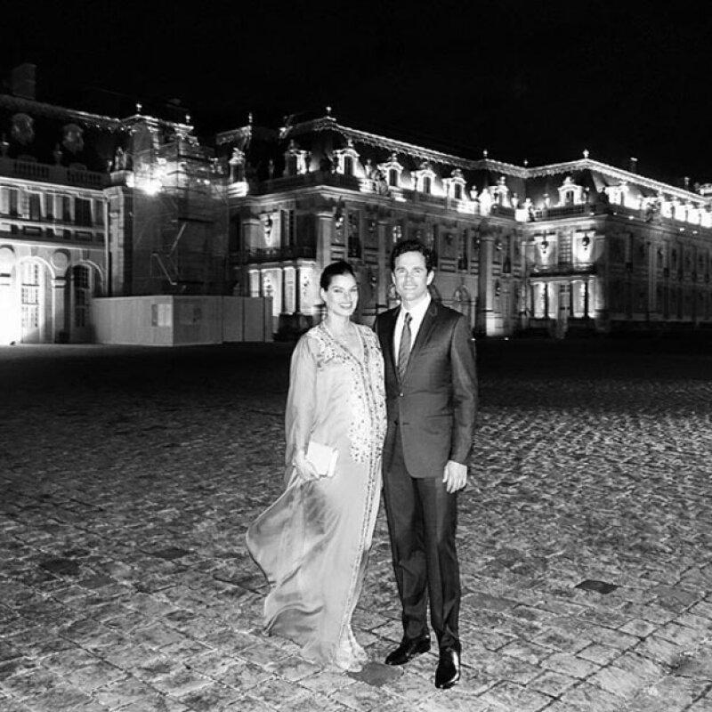 Y ni qué decir de su estilo para los eventos de moda más top de París.