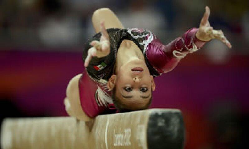 La gimnasia es un deporte caro, dice la regiomontana Elsa García. (Foto: Reuters)