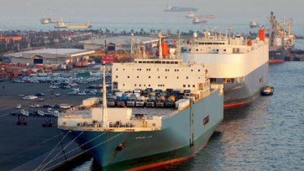 puerto mercantil Jap�n