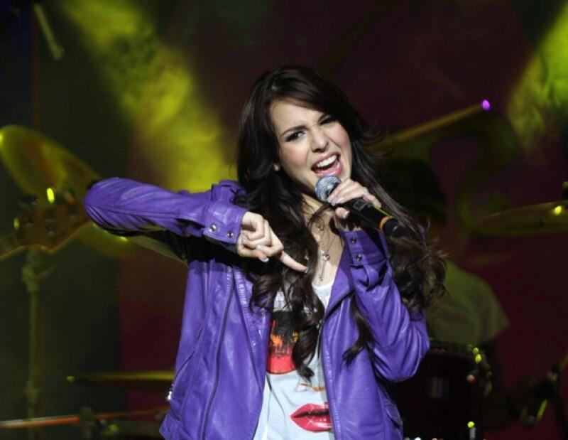 Danna Paola hará una pausa en la actuación para dedicarse de lleno a la promoción de su nuevo disco.
