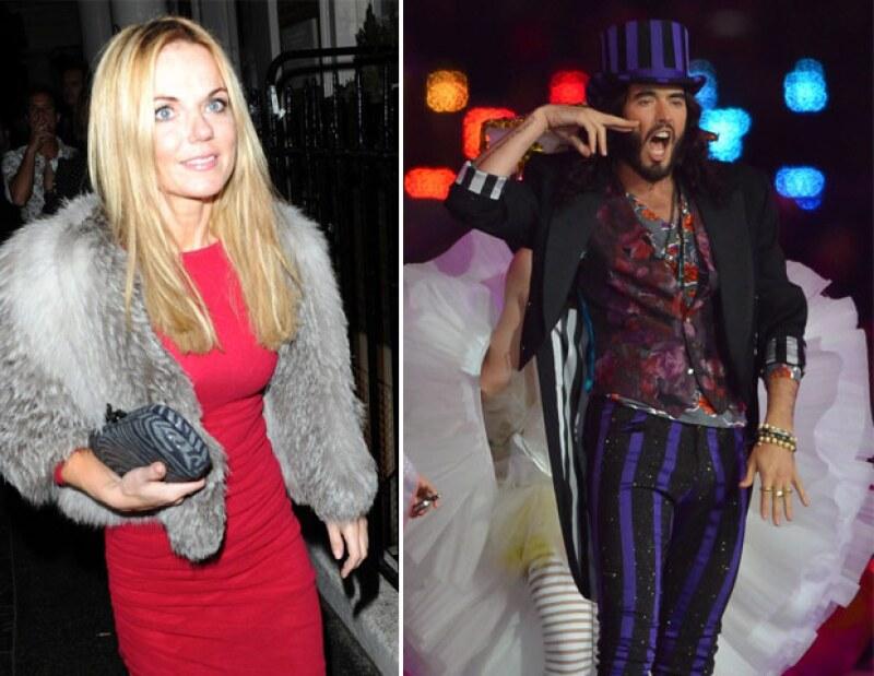 Todo parece indicar que el comediante ha terminado se relación con Isabella para iniciar otra con la Spice Girl, esto debido a que han visto últimamente a estos dos juntos.