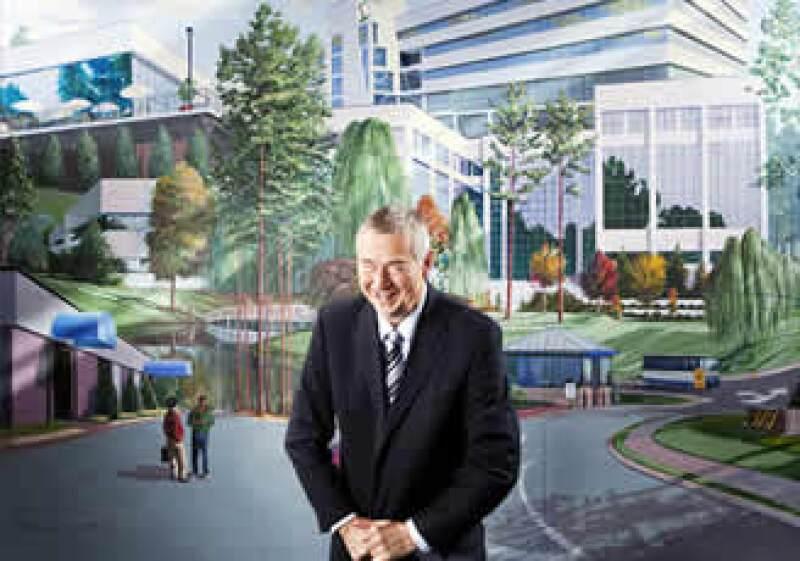 """Jim Goodnight, CEO de SAS, explica que su único objetivo """"es asegurar que (mis empleados) regresen"""". (Foto: Greg Segal)"""