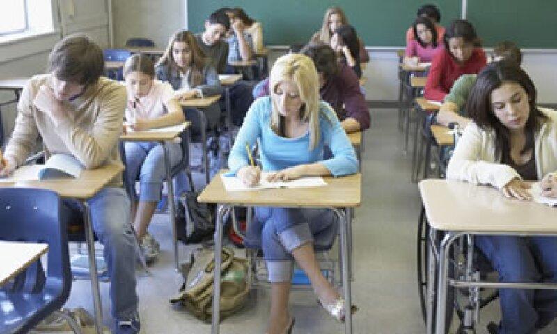4.05 millones de estudiantes están en la educación media superior, lo que equivale al 12% de todo el sistema educativo del país. (Foto: Thinkstock)