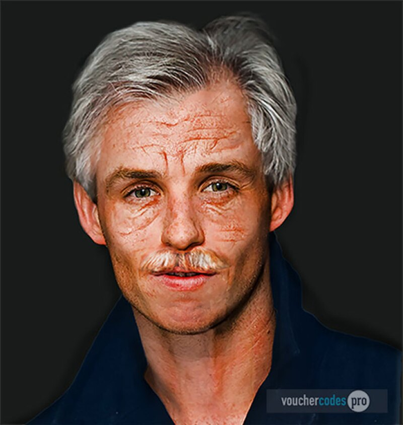 El ganador del Oscar tal vez se convierta en un famoso actor de edad avanzada.