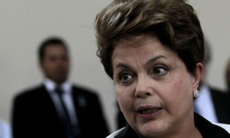 El Gobierno brasileño dijo que la economía crecerá más de 2.5% en 2012. (Foto: Reuters)