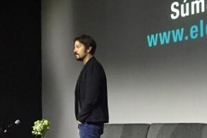 Diego Luna conferencia