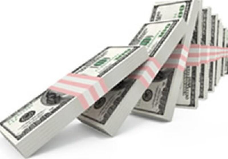 El dólar mantiene su tendencia a la baja frente al peso mexicano. (Foto: Archivo)