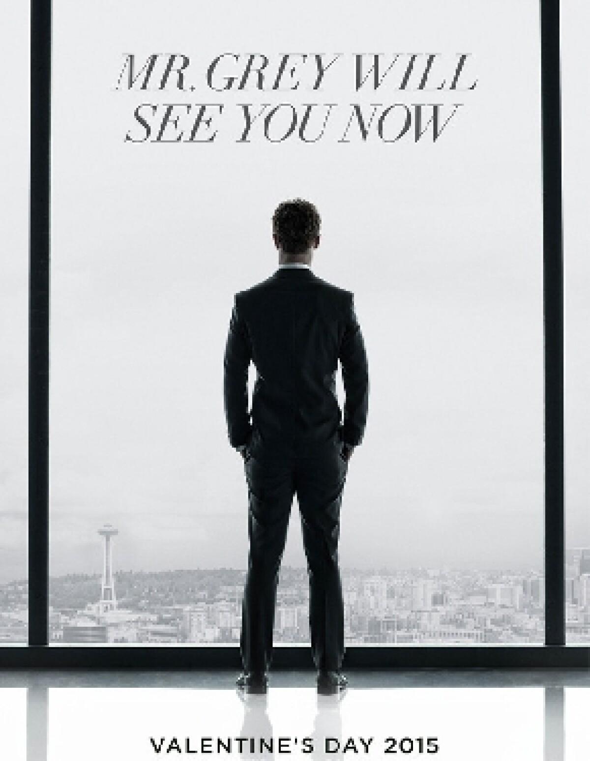 """¡Hot! Por fin ha salido el trailer de """"50 Shades of Grey"""""""