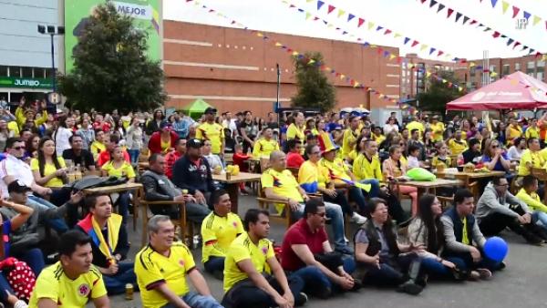 -AFP- Colombianos siguen con la fe intacta
