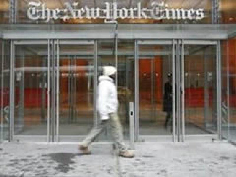 Carlos Slim ostentaría el 17% de las acciones del New York Times Co. (Foto: Reuters)