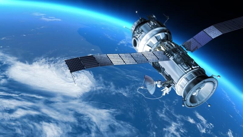 Robo de datos en el espacio