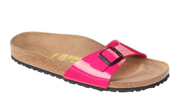 Estas sandalias, además de cómodas, son un must de verano.