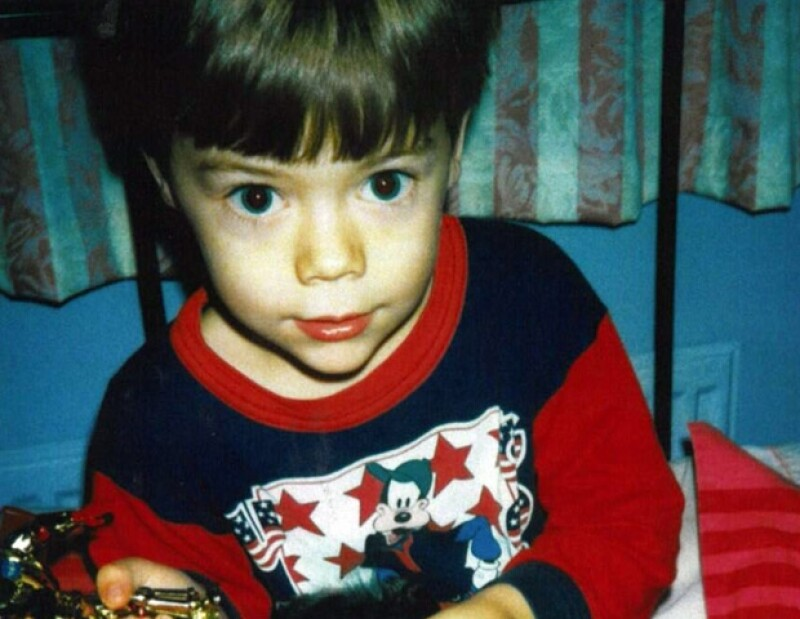 Harry Styles, un adorable niño.