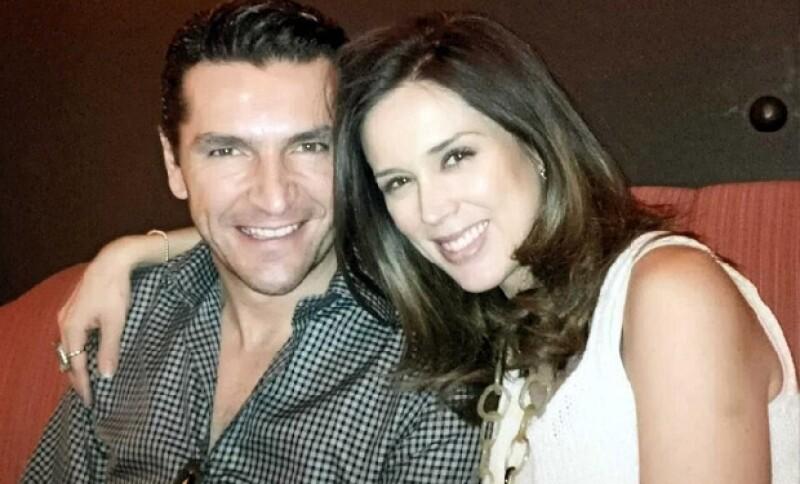 La actriz y conductora comunicó la triste noticia de que el señor Enrique Fuentes León falleció el sábado 15 de junio.