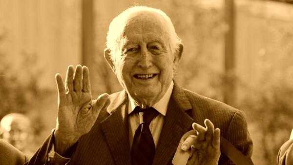 Falleció a los 96 años de edad.