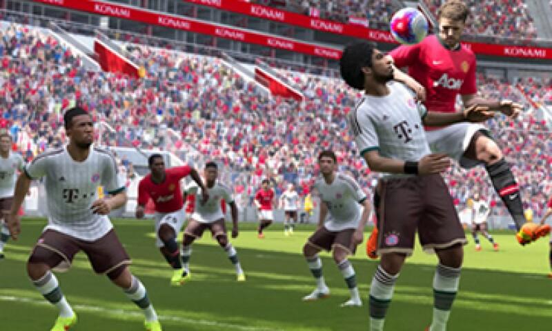 Los futbolistas lucen más naturales, de acuerdo con los avances presentados. (Foto: Cortesía de PES)